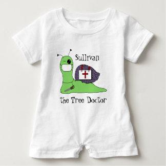 Sullivan the Tree Doctor Baby Romper