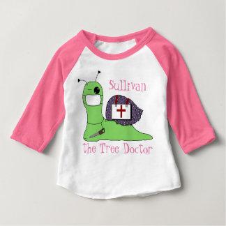 Sullivan the Tree Doctor Baby T-Shirt