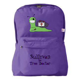 Sullivan the Tree Doctor Backpack