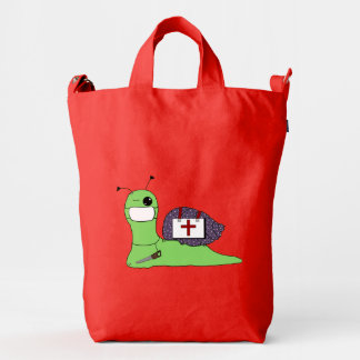 Sullivan the Tree Doctor Duck Bag