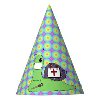 Sullivan the Tree Doctor Party Hat