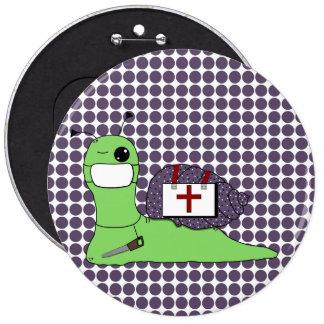 Sullivan the Tree Doctor Pinback Button