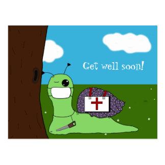 Sullivan the Tree Doctor Postcard
