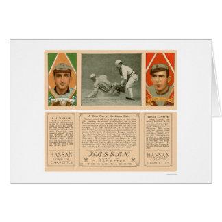 Sullivan White Sox Baseball 1912 Card