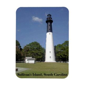 Sullivan's Island Lighthouse Magnet