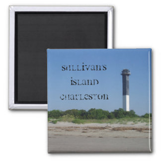 Sullivan's Island Magnet, Charleston SC Magnet
