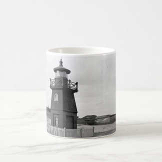 Sullivan's Island Range Lighthouse Coffee Mug