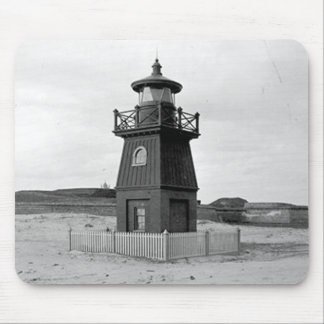 Sullivan's Island Range Lighthouse Mouse Pad