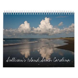 Sullivans Island, South Carolina Calendar