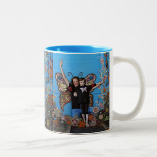 Sully & co. butterfly mug