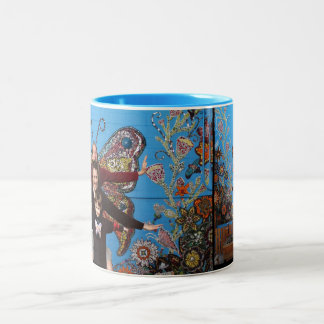 Sully, Erin & Julie butterfly mug