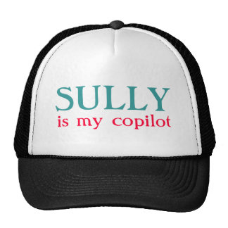 SULLY is my copilot Trucker Hat