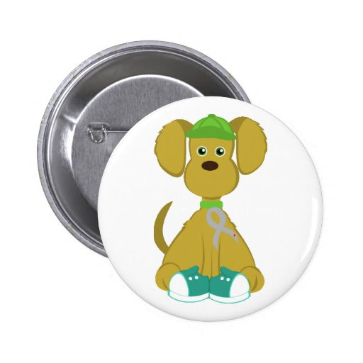 Sully the Diabetes Dog Buttons