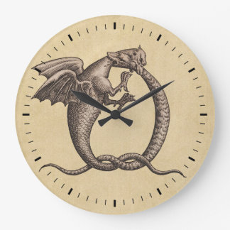 Sulphur and Mercury Clock
