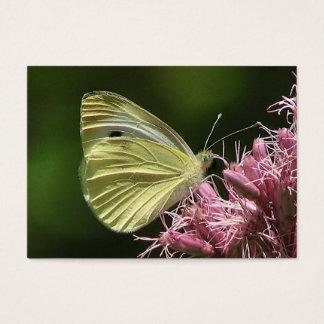 Sulphur Butterfly ATC Business Card