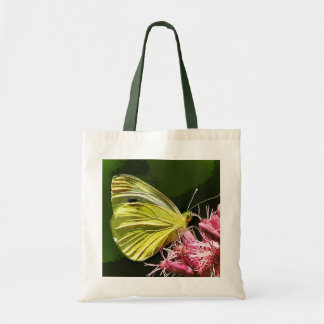 Sulphur Butterfly Tote Bag