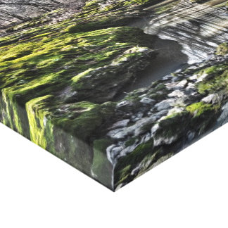 Sulphur Creek Canvas Print