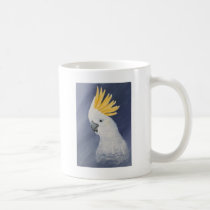 Sulphur crested Cockatoo gift for the parrot lover Coffee Mug