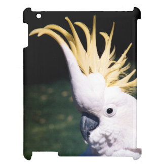 Sulphur-crested Cockatoo iPad Case