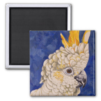 Sulphur Crested Cockatoo Magnet