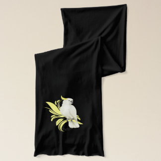 Sulphur Crested Cockatoo Scarf