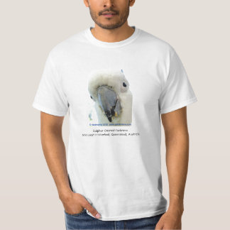 Sulphur Crested Cockatoo T-Shirt