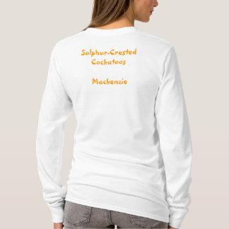 Sulphur-Crested Cockatoos– Mackenzie T-Shirt