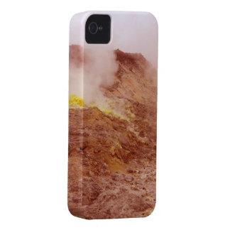 Sulphur mountain iPhone 4 case