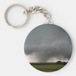 Sulphur, OK EF3 Tornado Keychain