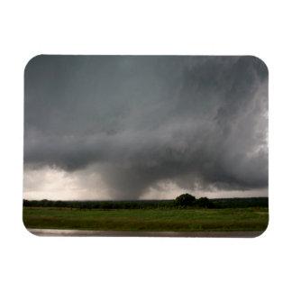 Sulphur, OK EF3 Tornado Photo Magnet