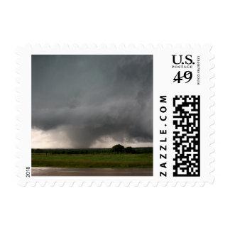 Sulphur, OK EF3 Tornado Postage Stamps