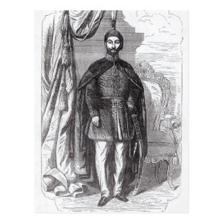 Sultan Abdul Medjid Postcard