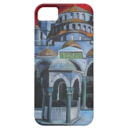 Sultan Ahmed Mosque, Istanbul iPhone SE/5/5s Case
