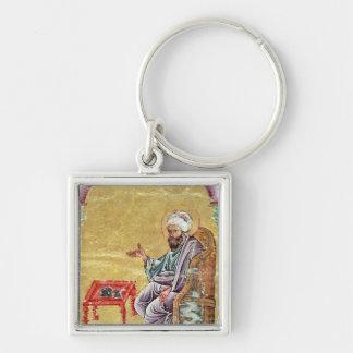 Sultan Ahmet III  from 'De Materia Medica' Keychain