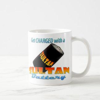 Sultan Battery Mug $12.95