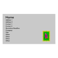 Sultan eating business card template