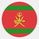 Sultan Of Oman, Norway Stickers