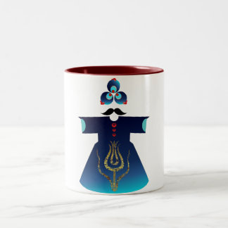 Sultan of Sultans Two-Tone Coffee Mug