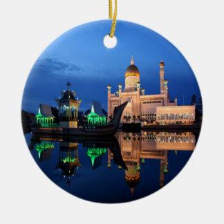 Sultan Omar Ali Saifuddin Mosque Ceramic Ornament