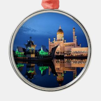Sultan Omar Ali Saifuddin Mosque Metal Ornament