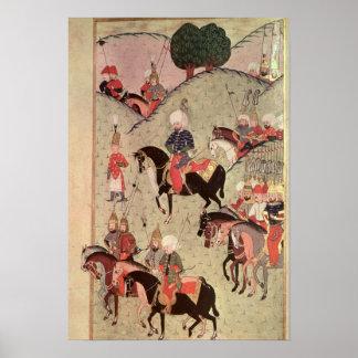 Sultan Selim II Posters