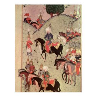 Sultán Selim II Tarjetas Postales