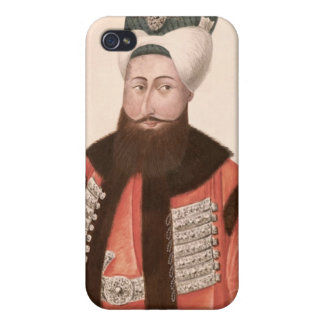 Sultan Selim III 18th-19th century Cover For iPhone 4