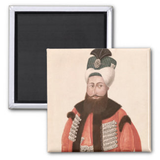 Sultan Selim III  18th-19th century Magnet