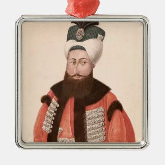 Sultan Selim III  18th-19th century Metal Ornament