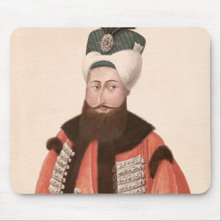 Sultan Selim III  18th-19th century Mouse Pad