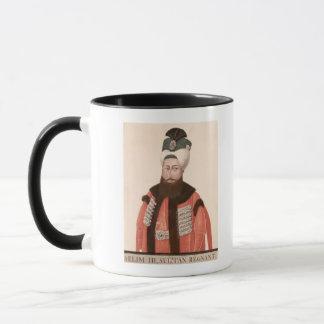 Sultan Selim III  18th-19th century Mug