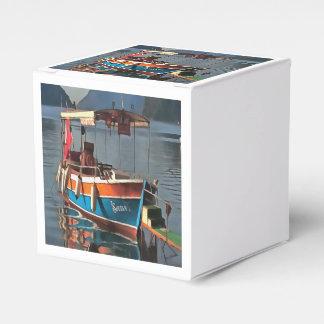 Sultan Taxi Boat Marmaris Favor Box