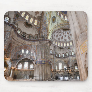 Sultanahmet Mosque in Istanbul Turkey Mouse Pad