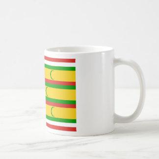 Sultanate of Zanzibar Flag Classic White Coffee Mug